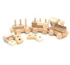 Eco- Friendly Wooden Toy made to offer great fun for young children!