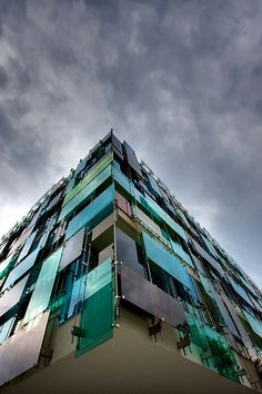 Novartis Campus architecture 9 by fastfoodforthought, via Flickr