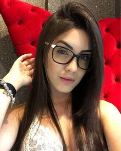 30 Clear Glasses Frame Which Are On Trend This Fall   Fashion With ... 6a32d22f1605