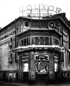 1920s Paris Theater