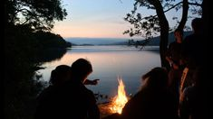 Wild camping and Sunset Canoes on Lake Windermere and Coniston Water with Path to Adventure.