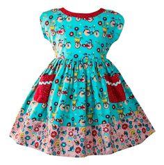 9ef617564f3 Little Miss Marmalade Picnic- Joyride. Vintage Girls DressesPicnic  DressVintage PicnicJoy ...