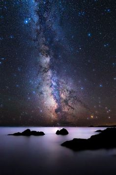 Milky way explosion by Jared Blash on Beautiful sky crack Beautiful Sky, Beautiful World, Galaxy Art, Galaxy Space, Amazing Adventures, To Infinity And Beyond, Galaxy Wallpaper, Science And Nature, Stargazing