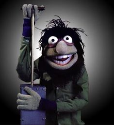 Crazy Harry / Los Teleñecos / The Muppets Jim Henson, Les Muppets, Sesame Street Muppets, Wild Eyes, Fraggle Rock, The Muppet Show, Caller Id, Cosplay, Kermit