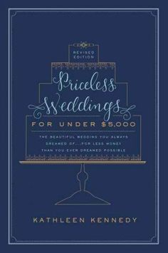 Become your own budget wedding planner with this classic bookfully revised and expanded to include advice on personalizing your event and using online planning tools Designing a wedding that is pricel