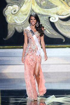 Beautiful Miss Universe dresses: Miss Brazil