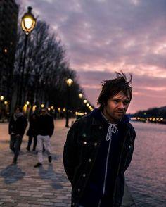 Rou Reynolds of Enter Shikari in Paris, France by @jordhughesphoto