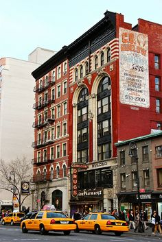 CO Bigelow Chemists, Inc in Manhattan; founded in 1838, it is the oldest pharmacy in the United States
