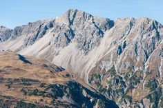 Schöngraben and Kapall from Alpen Rosen Weg (Rendl) Ski Club, Ski Racing, Mountain S, Mount Everest, Skiing, Nature, Inspiration, Trench, Alps
