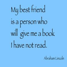 My best friend...OR  not give you their precious copy of their book, and purchase another one for them