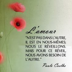 ♥ L'amour .... ♥