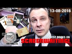 Film Making Advice: The 5 most useful books about Screenwriting - Film Making, Screenwriting, Book Reviews, Good Books, Advice, Tutorials, Tips, Great Books, Teaching