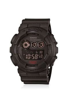 G-Shock Military Black Digital Watch