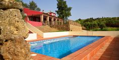 Casa Rural Alcolea del Río (hasta 16 personas) Gran Vega de Sevilla Vegas, Andalusia, Private Pool, Spain, Outdoor Decor, Rural House, Rustic Cottage, Sevilla, Tourism