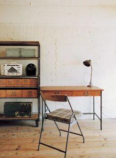 Vintage industrial inspiration