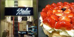 L'Atelier de patisserie, Γλυφάδα Raspberry, Fruit, Eat, Food, Atelier, The Fruit, Meals, Raspberries, Yemek