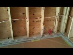 Garden shed office insulation