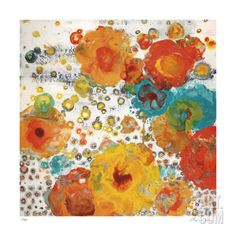 Outburst Giclee Print by Lynn Basa at Art.com