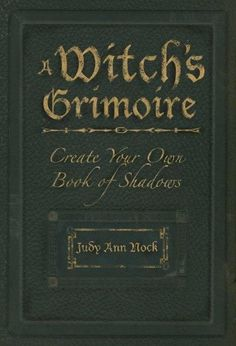 Creating and keeping of a book of shadows is an instrumental step in the study of magick and witchcraft. A Witch's Grimoire helps serious practitioners explore their love of the Craft, deepen their st