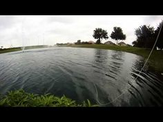 Micro Fly Rod Fishing Quick Trip - Stocker Trout Fishing Stocker Trout Fishing
