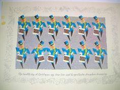 Mid Century Modern Illustration Twelve by ChicVintageGoods on Etsy, $14.99