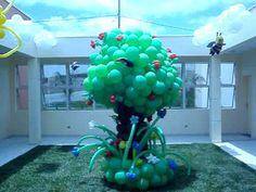 Cris Balões - Decoração com Balões - Inauguração Escola Especial