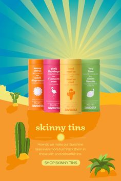 WINTER 2015 - Your favourite Sunshine Teas in super sleek tins. Sunny days are just a cup away Davids Tea, Tea Tins, Cooking Ideas, Sunny Days, Promotion, Addiction, Sunshine, Lime, Posters