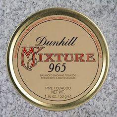Dunhill My Mixture 965 Pipe Tobacco | 4noggins.com
