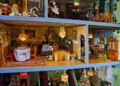 Dollhouse 2nd floor