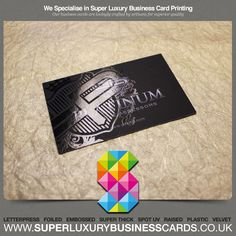 Luxury Business Cards, Spot Uv, Letterpress, Artisan, Crafts, Manualidades, Letterpress Printing, Letterpresses, Craftsman