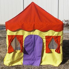 Old Days - Old Ways: Classic Card Table Tent--with Variations