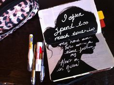 Basics.. How to start a Visual (or Creative) Journal