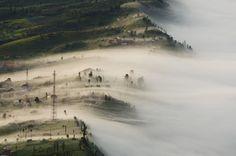 mist tsunami.....East Java, Indonesia