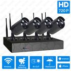 720P Wireless NVR Kit P2P HD Outdoor IR CUT Security IP Camera WIFI CCTV System