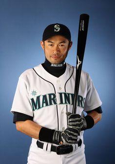 Ichiro Suzuki - Seattle Mariners
