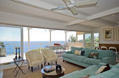 Beach House of The Week in Pale Blue