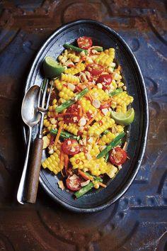 Spicy Corn Salad photo by David Loftus | DesignSponge