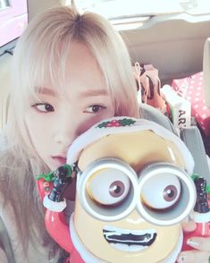 TaeYeon @taeyeon_ss Merry ChristmasInstagram photo | Websta (Webstagram)