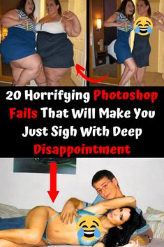 20 Horrifying Photoshop Fails That Will Make You Just Sigh With Deep Disappointment Weird Facts, Fun Facts, Photoshop Fail, Beauty Forever, Daily Funny, Super Bikes, Autumn Street Style, Women's Summer Fashion, Disappointment