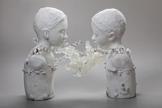 Sibylle Peretti Glass Sculpture - Google Search