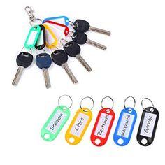 55 Hook CarBowz EZ Line Key Board Key Organizer with Numbered Self Closing Hooks