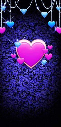 Heart Iphone Wallpaper, Pretty Phone Wallpaper, Love Wallpaper, Cellphone Wallpaper, Pretty Wallpapers, Screen Wallpaper, Wallpaper Backgrounds, Wallpaper Ideas, Iphone Wallpapers