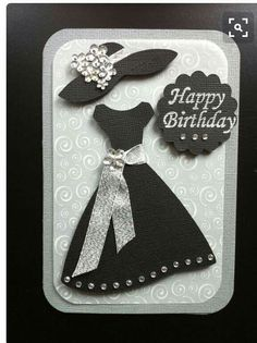 Forever young cartridge dress card