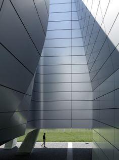 BMW Aerodynamic Research Centre | München, Germany | Ackermann und Partner
