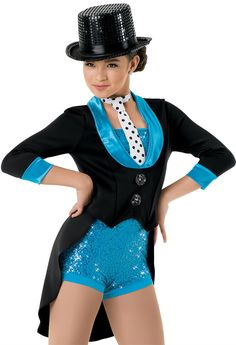 Shop our center-stage worthy collection of jazz dance costumes for your next recital. From jazz skirts and dresses to jazz pants and tutus, we have the looks that will make you shine. Pop Star Costumes, Dance Recital Costumes, Cute Dance Costumes, Broadway Costumes, Tap Costumes, Dance Outfits, Dance Dresses, Baile Jazz, Tango Dress