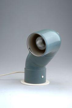 Los 116A260 - Tischleuchte '602', 1968 Boeri, Cini Arteluce, Mailand -> Auktion 116A - Text: deutsche Version