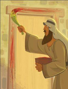 Bible Words, Bible Art, Moses Plagues, Jesus Cartoon, Sunday School Coloring Pages, Fantasy Art Landscapes, Bible Illustrations, Moise, Bible Pictures