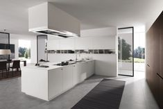 white kitchen inspiration - Google-søk