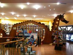 Book Shop São Paulo, Brazil #TheCrazyCities #crazySaoPaulo