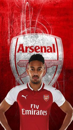 Aubameyang Arsenal Android Wallpaper - Best Android Wallpapers